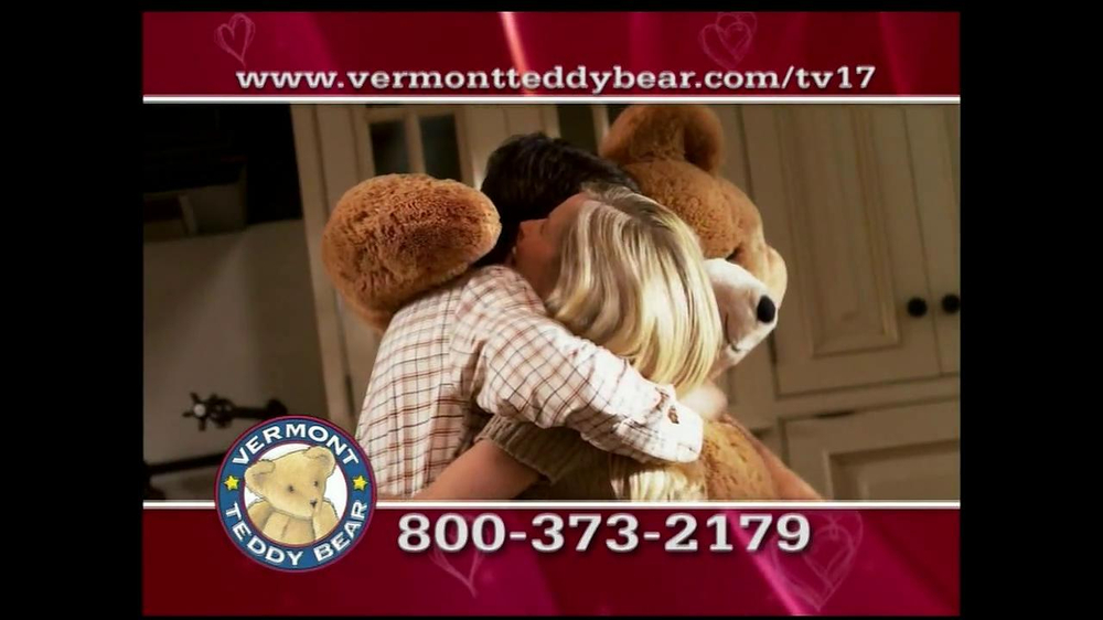Vermont Teddy Bear TV Spot, 'Valentine's Day' - Screenshot 8