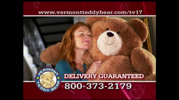 Vermont Teddy Bear TV Spot, 'Valentine's Day' - Thumbnail 10