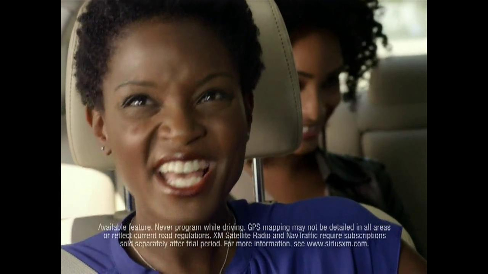 2013 Nissan Altima TV Spot, 'Hot' Song by J.J. Fad - Screenshot 1