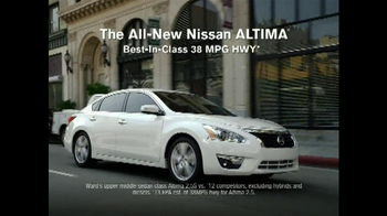 2013 Nissan Altima TV Spot, 'Hot' Song by J.J. Fad - Thumbnail 8