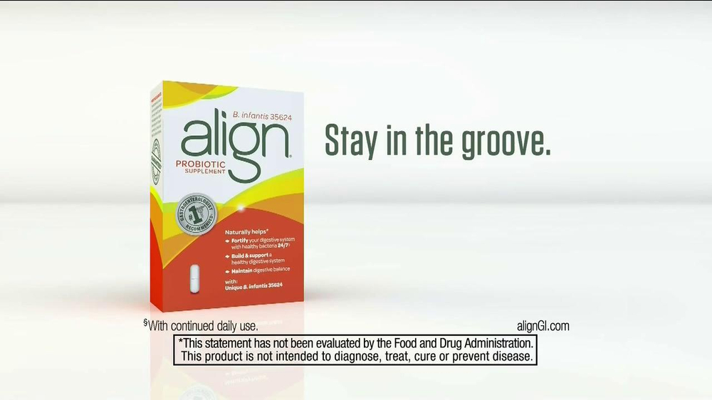 Align Probiotics TV Spot, 'Digestive Balance' - Screenshot 5