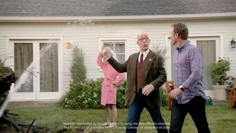 Farmers Insurance TV Spot, 'Smarter: Trampoline' - iSpot.tv