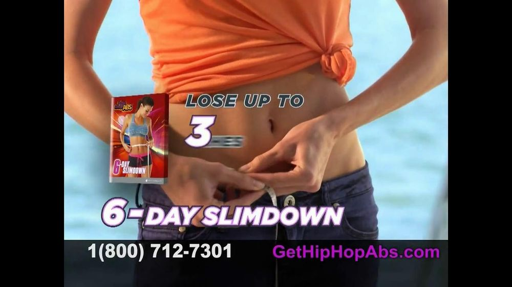 Hip Hop Abs TV Spot  - Screenshot 7