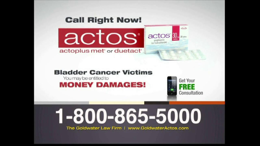 Goldwater Law Firm TV Spot, 'Actos' - Screenshot 2
