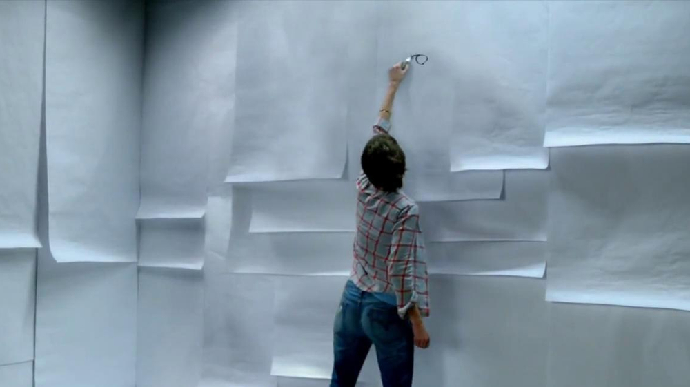 Lowe 39 s creative ideas magazine tv commercial 39 drafts 39 song by oxford - Lowes creative ideas app ...