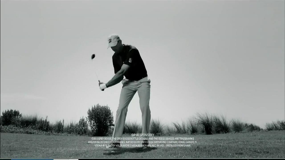 Grey Goose TV Spot, 'To the World's Best' Featuring Matt Kuchar - Screenshot 7