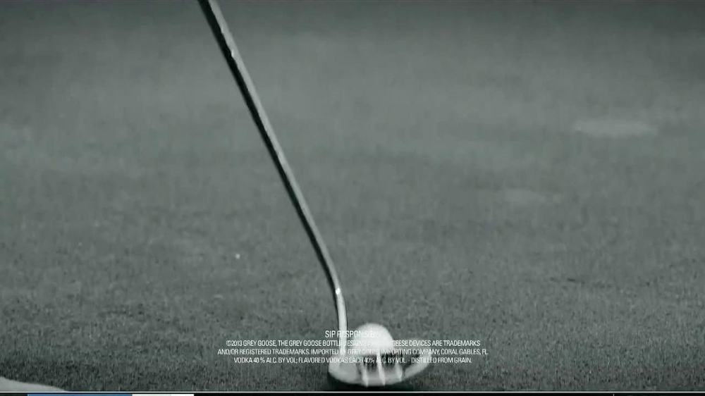 Grey Goose TV Spot, 'To the World's Best' Featuring Matt Kuchar - Screenshot 8