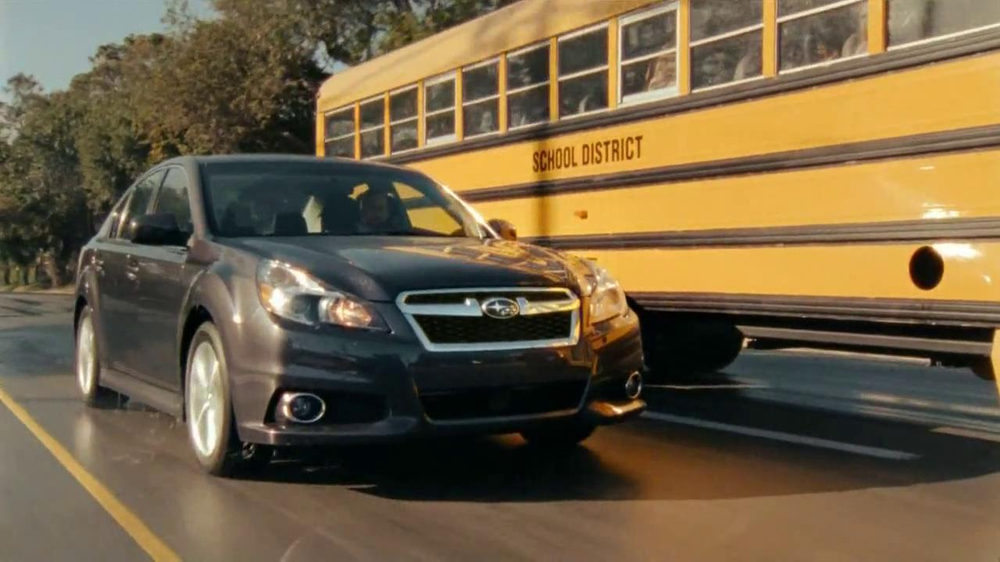 Subaru TV Spot, 'First Day of School' - Screenshot 8