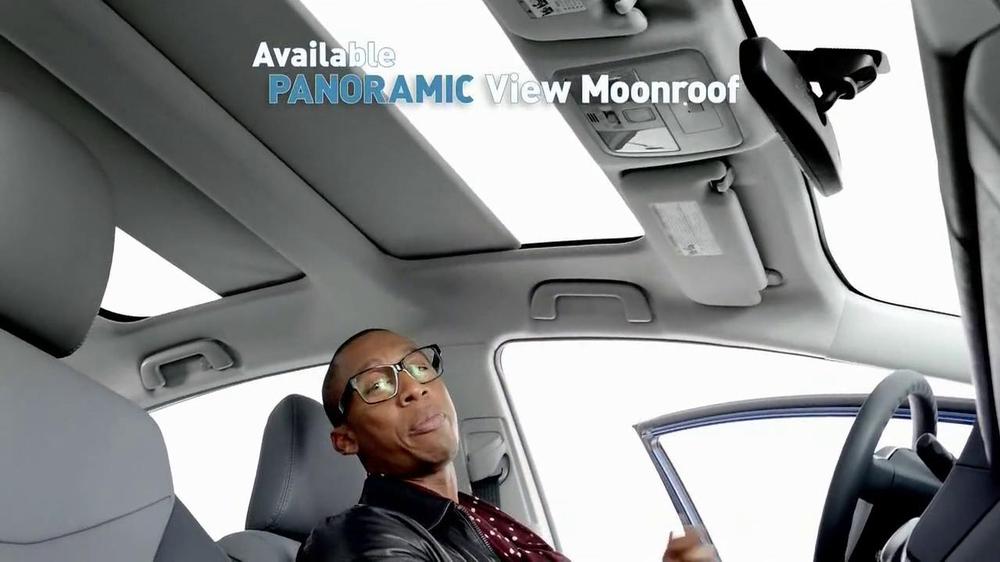 toyota prius v tv commercial featuring raphael saadiq. Black Bedroom Furniture Sets. Home Design Ideas