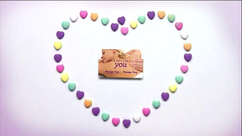 Massage Envy Gift Card TV Spot, 'Valentines Day'