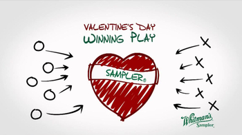 Whitman's Sampler TV Spot, 'Valentine's Day Game Play'