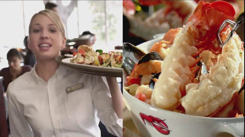 Red Lobster Lobster Fest TV Spot  - Screenshot 2