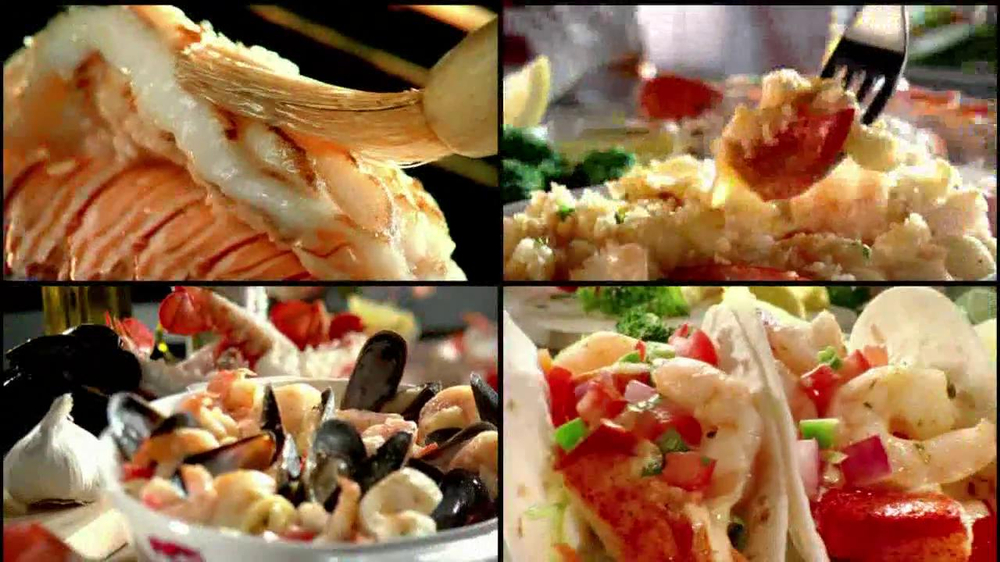 Red Lobster Lobster Fest TV Spot  - Screenshot 3
