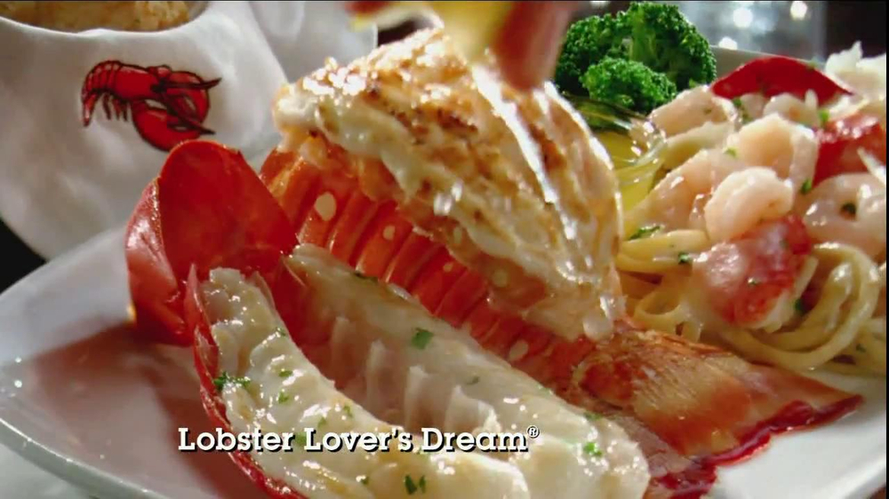 Red Lobster Lobster Fest TV Spot  - Screenshot 5