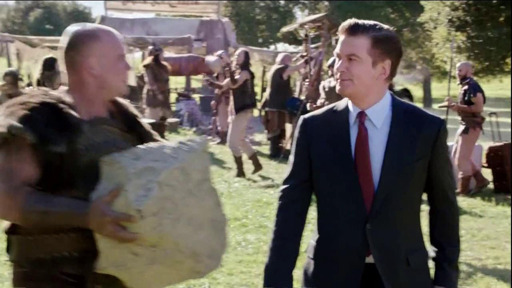 Capital One Venture TV Spot, 'Family Reunion' Featuring Alec Baldwin - Screenshot 7