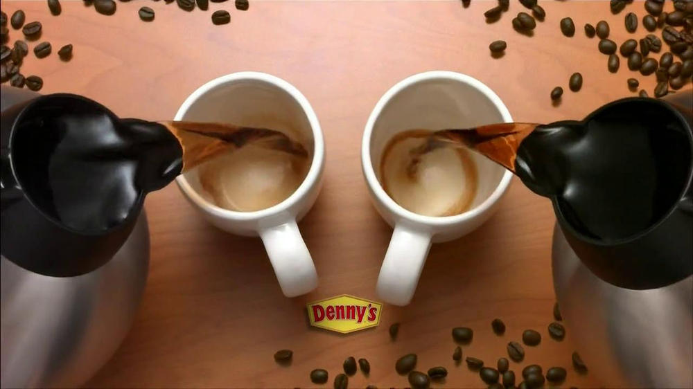 Denny's TV Spot 'Valentine's Day Coffee' - Screenshot 2