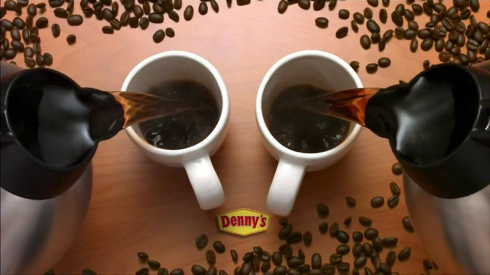 Denny's TV Spot 'Valentine's Day Coffee' - Screenshot 3