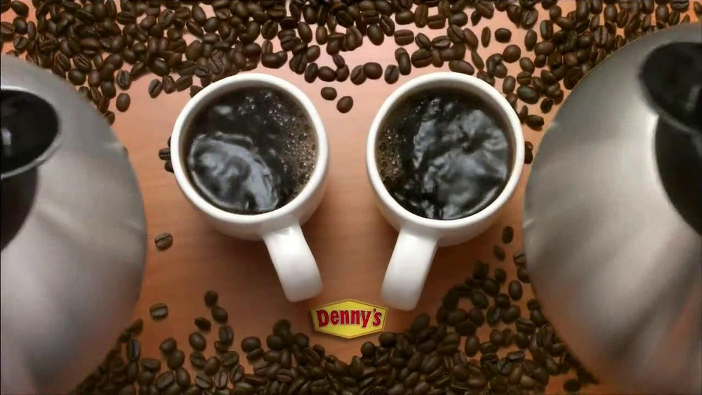 Denny's TV Spot 'Valentine's Day Coffee' - Screenshot 6