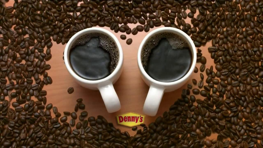 Denny's TV Spot 'Valentine's Day Coffee' - Screenshot 7