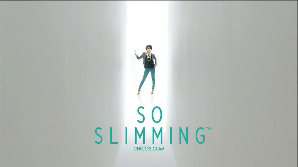 Chico's So Slimming Pants TV Spot, 'Fashion Secret' - Screenshot 1