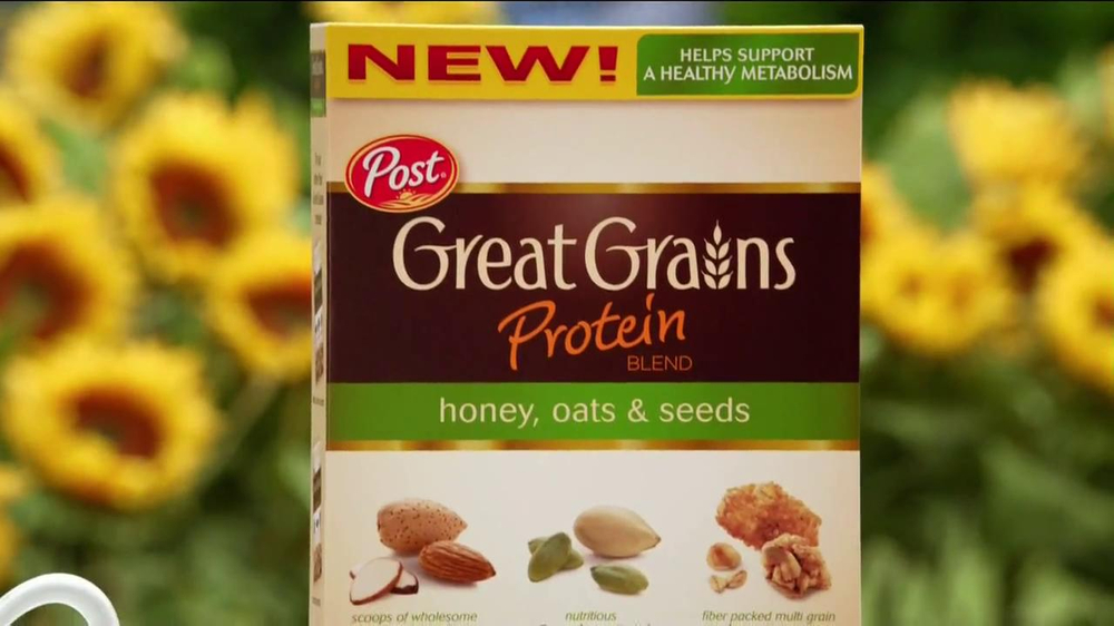 Great Grains Protein Blend TV Spot, 'I Don't Think So' - Screenshot 6