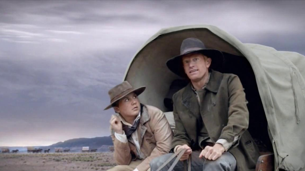 Barbasol TV Spot, 'Oregon Trail' - Screenshot 6