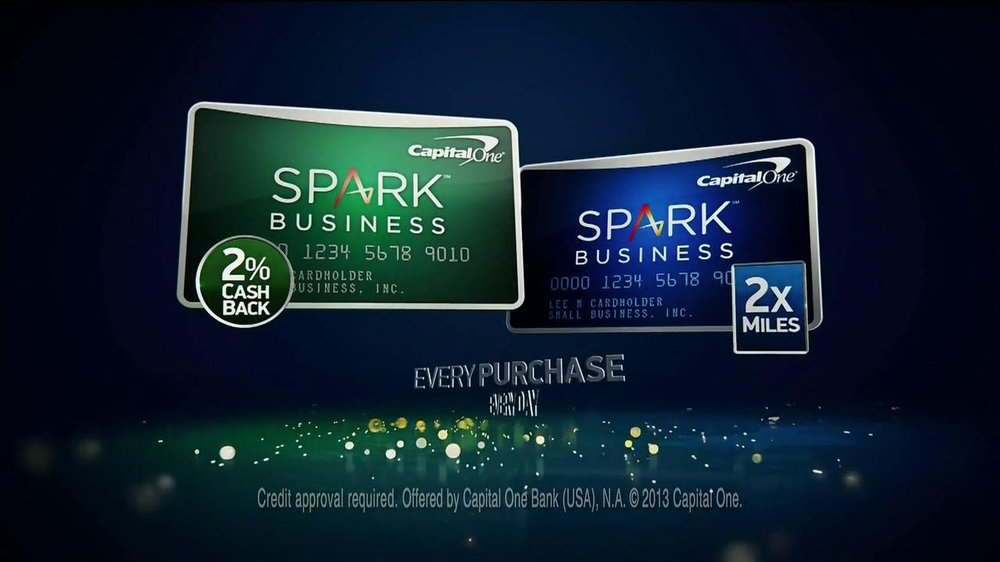 Capital e Spark Business TV Spot Boris Boris and Goat