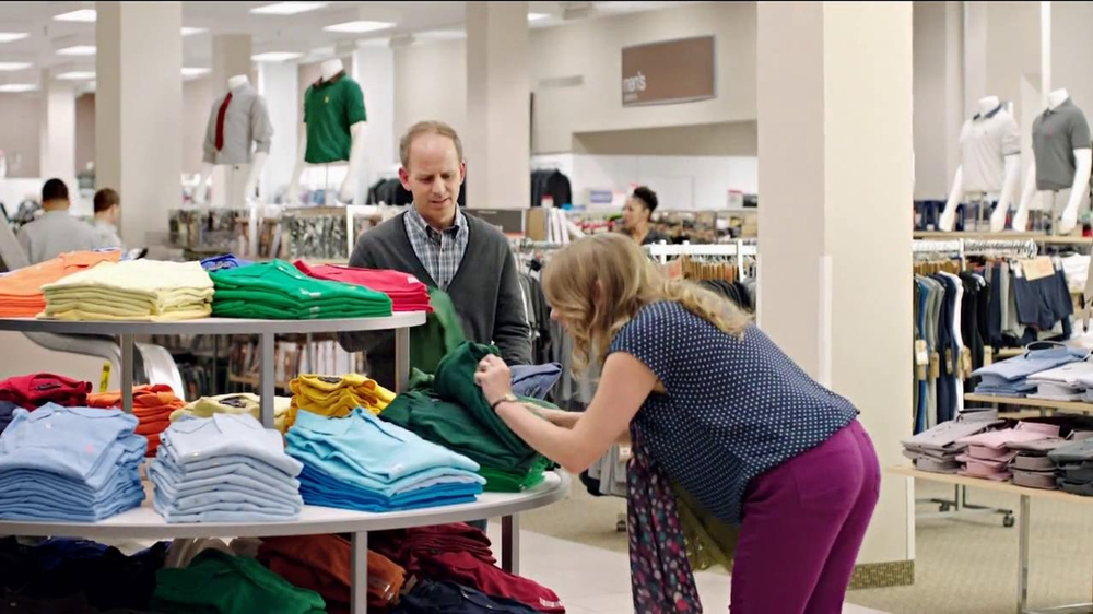 Sears Optical TV Spot, 'That's a Mannequin' - Screenshot 2