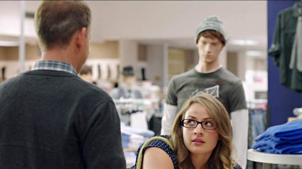Sears Optical TV Spot, 'That's a Mannequin' - Screenshot 6