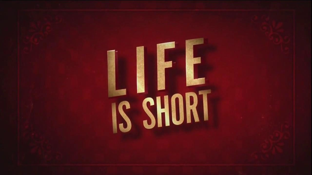 Red Baron TV Spot, 'Life is Short' - Screenshot 1