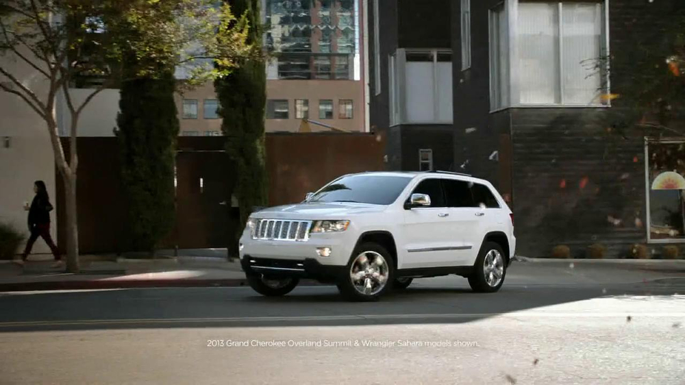 2013 jeep grand cherokee laredo 4x4 tv commercial 39 hard work 39 ispo. Cars Review. Best American Auto & Cars Review