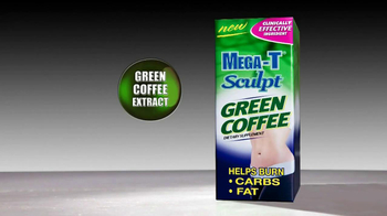 Mega-T Sculpt Green Coffee TV Spot, 'Great News' - Thumbnail 2