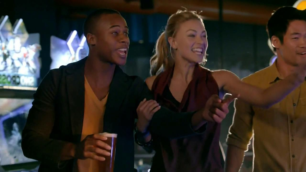 Dave and Buster's Eat, Play, Win Combo TV Spot - Screenshot 2