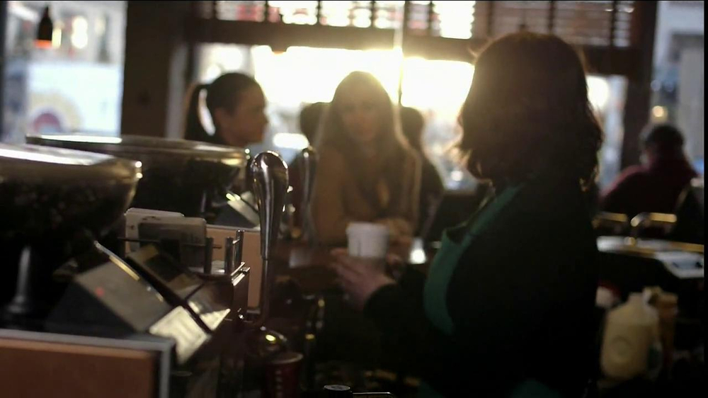Starbucks Blonde Roast TV Spot, 'Barista's Father' - Screenshot 2