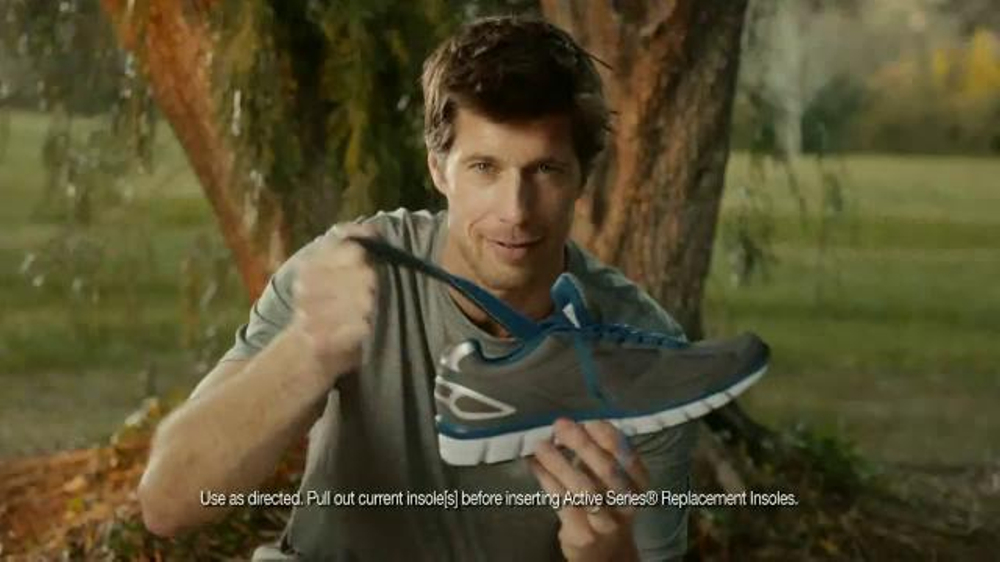 Dr. Scholl's Active Series TV Spot, 'Take on Anything Man'