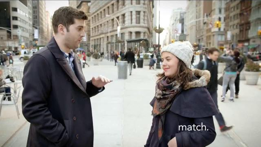 Adult match dating tv commercial