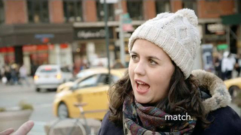 Match.com: Match on the Street: First Date Queen