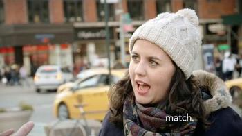 Match.com: Match on the Street: First Date Queen