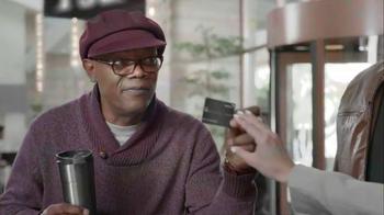 Capital One TV Spot, 'Checking In' Feat. Samuel L. Jackson, Charles Barkley thumbnail