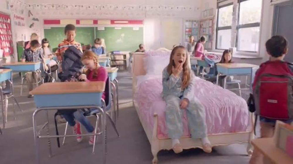 Children's Claritin TV Spot, 'Bed Time in Class' thumbnail