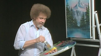 Straight Talk Wireless: Painting