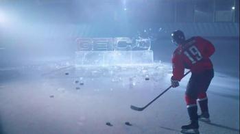 GEICO TV Spot, 'Ice Shattering' Featuring Nicklas Backstrom