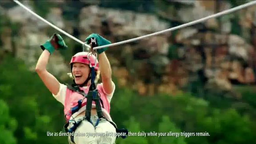 Claritin Non-Drowsy TV Spot, 'Outdoor Adventures' thumbnail