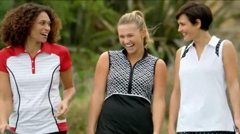 Chico's Spring 2015 Zenergy Golf Collection TV Spot, 'Focus and Out Drive'