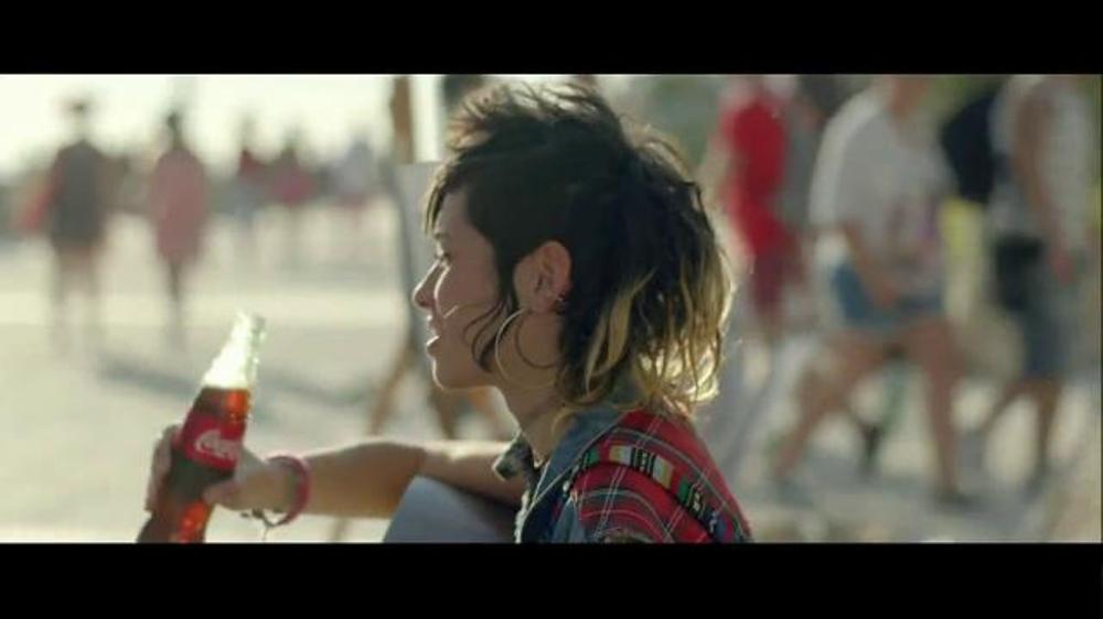 Coca-Cola TV Spot, 'A Generous World' - iSpot.tv