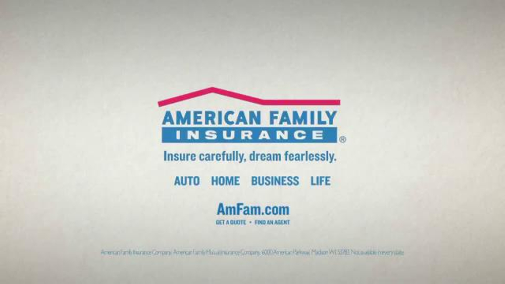 American Family Insurance TV Spot, 'Amelia's Photography ...