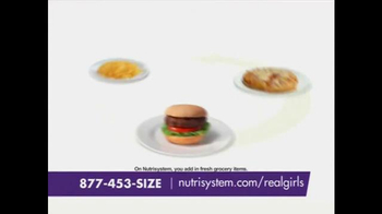 Nutrisystem TV Spot, 'Real Girls' thumbnail