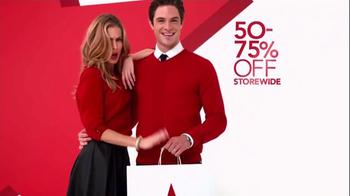 Macy's Super Saturday TV Spot, 'Store-wide Savings' thumbnail