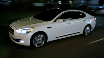 2015 Kia K900 TV Spot, 'Rave Reviews' thumbnail