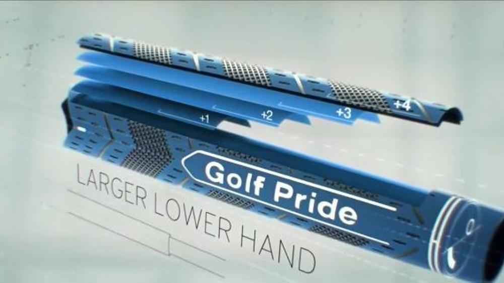 golf pride mcc plus4 grip tv commercial 39 pressure 39. Black Bedroom Furniture Sets. Home Design Ideas